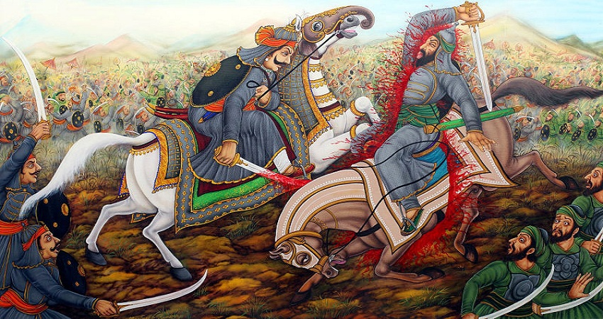 10 Least Known Facts About Maharana Pratap Singh