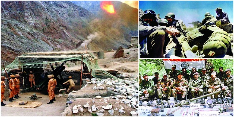 Understand the Story Behind the Kargil War