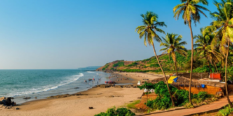 List of 25 Places for a Summer Vacation in West India