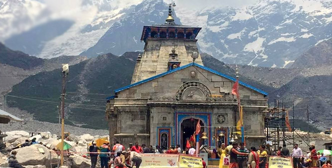 Story of the Kedarnath Temple