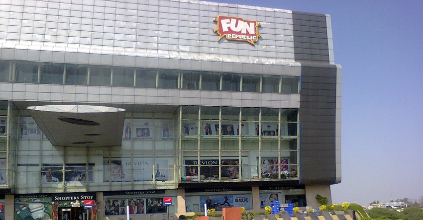 Fun Republic Mall