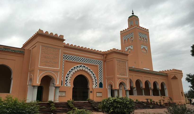 Moorish Mosque, Punjab