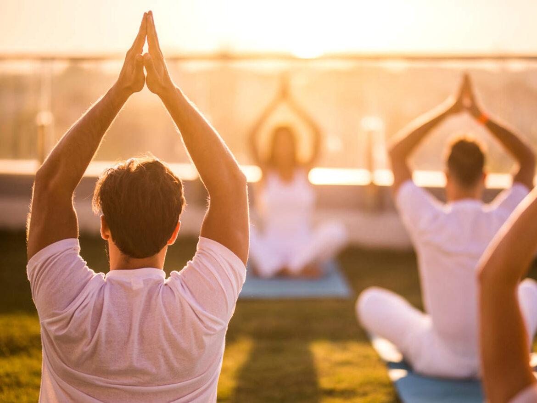 Yoga Exploring bharat